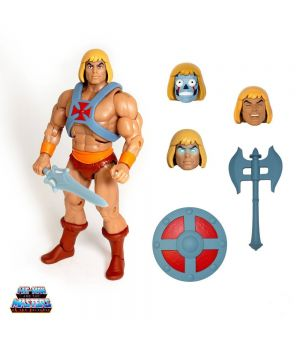 MASTERS OF THE UNIVERSE CLASSICS ACTION FIGURE HE-MAN