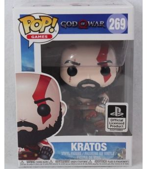 FUNKO POP GAMES GOD OF WAR KRATOS #269