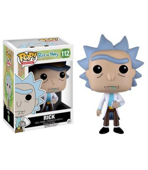 Pop Funko - animation - RIck and Morty 112