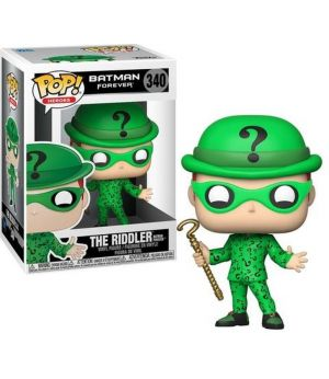 FUNKO POP!  BATMAN FOREVER THE RIDDLE ENIGMISTA  340