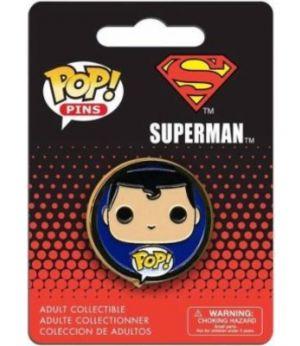 Funko pop - Superman - pins
