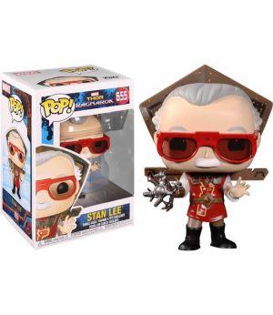 Funko Pop Stan Lee Thor Ragnarok Marvel 655