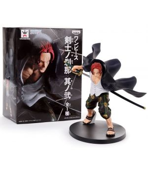 SWORDSMEN FIGURE VOL.2 - SHANKS