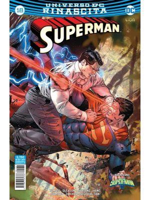 SUPERMAN 18   RINASCITA
