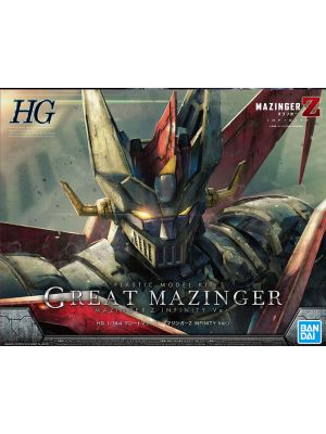 HG GREAT MAZINGER INFINITY VER 1/144