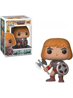 Funko Pop! di Masters Of The Universe - Battle Armor He-Man Vinyl Figure 562