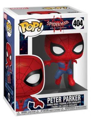 Funko Pop A New Universe - Peter Parker Vinyl Figure 404