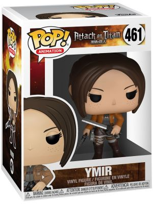 POP ANIMATION ATTACK ON TITAN S3 YMIR #461