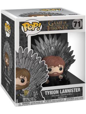 Funko Pop Deluxe Tyrion Lannister Iron Throne  Vinyl Figure 71