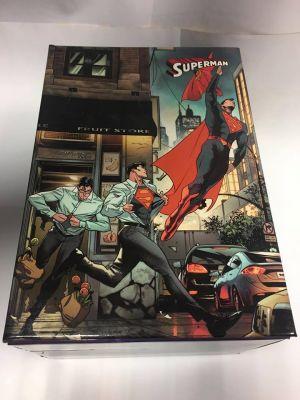 SUPERMAN RINASCITA COFANETTO 2 COMPLETO