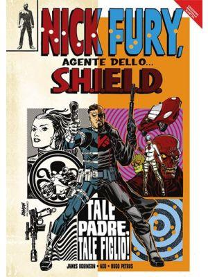 Nick Fury, agente dello… S.H.I.E.L.D. Tale padre, tale figlio! Marvel Giants
