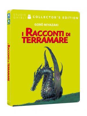 Racconti Di Terramare (I) (Ltd Steelbook) (Blu-Ray+Dvd)