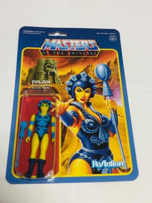 MASTERS OF THE UNIVERSE - EVIL- LYN