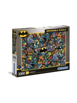 PUZZLE BATMAN DC COMICS IMPOSSIBLE JIGSAW