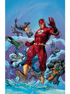 FLASH #750 2000S JIM LEE variant edition