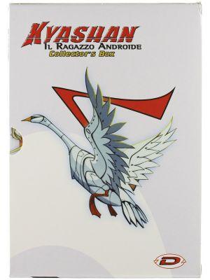Kyashan Il Ragazzo Androide - Complete Box (7 Dvd)