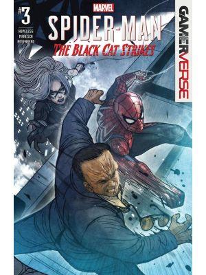 Spider-Man The Black Cat Strikes # 3