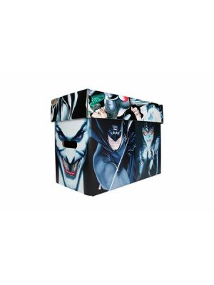 Comics Box Dc Comics - Art  By Alex Ross