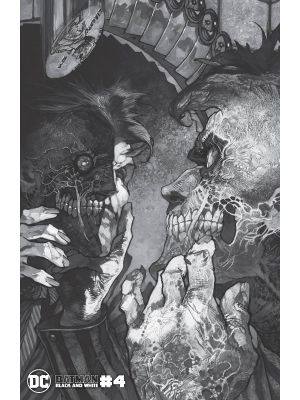 BATMAN BLACK AND WHITE #4 (of 6)  VARIANT SIMONE BIANCHI
