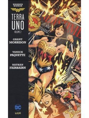 Wonder Woman Terra Uno  Vol. 2
