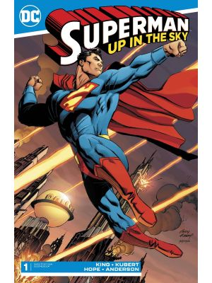SUPERMAN UP IN THE SKY #1 (OF 6) dccomics