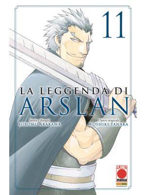 LA LEGGENDA DI ARSLAN 11