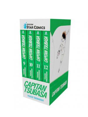 CAPITAN TSUBASA NEW EDITION COLLECTION 3 numeri dal 9 al 12