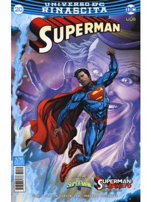 SUPERMAN 20   RINASCITA