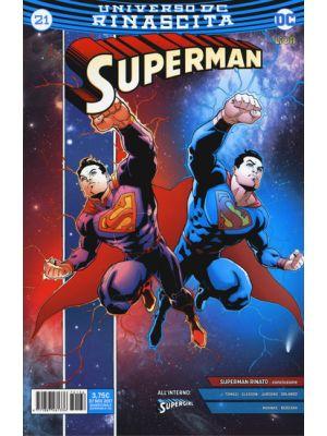 SUPERMAN 21   RINASCITA