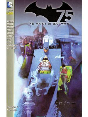 BATMAN SPECIALE 75  ANNI