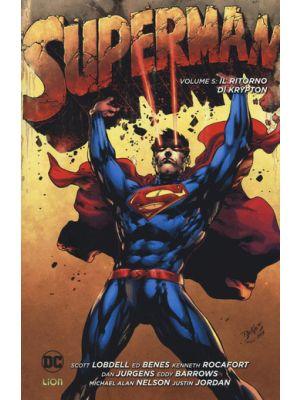 Superman  5  Il Ritorno di Krypton New 52 Limited