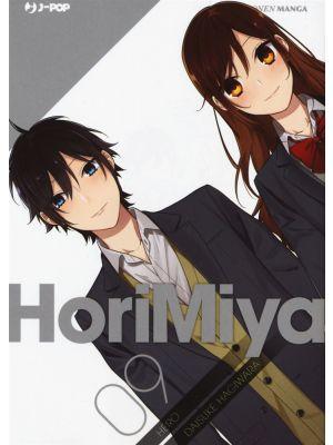 Horimiya 9