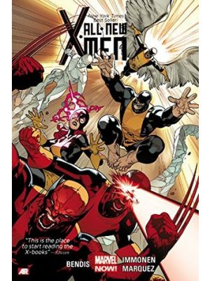 All-New X-Men Vol. 1 Yesterday X-Men Deluxe