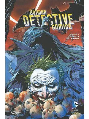 DETECTIVE COMICS # 1