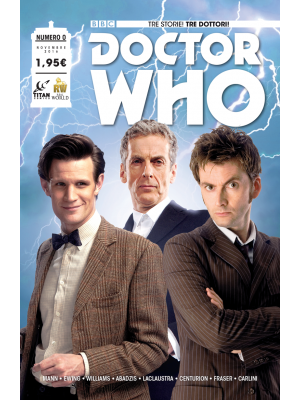 Doctor Who 0