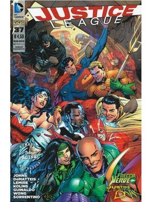 JUSTICE LEAGUE #37 VARIANT + COFANETTO IV STAGIONE