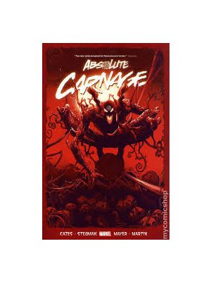 Absolute carnage originale  Marvel
