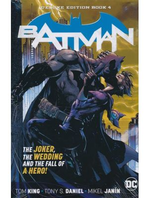 Batman Deluxe Ed Coll HC Book 04 - original dc