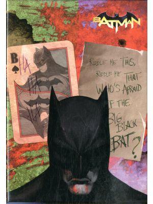 BATMAN #34 Jumbo + Cofanetto Rinascita