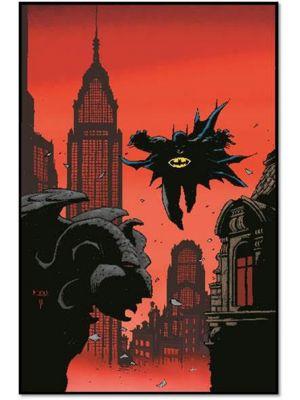Batman - Cavaliere Oscuro Città Oscura