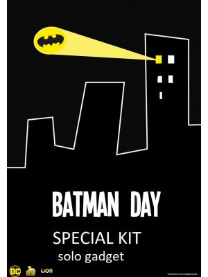 Batman DAY 2019 SPECIAL KIT SOLO GADGET