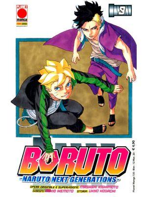 BORUTO NARUTO NEXT GENERATION 9