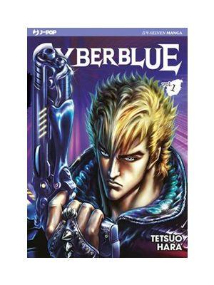 Cyber Blue  serie completa 3 volumi