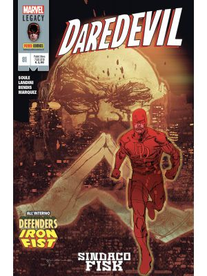 DEVIL E I CAVALIERI MARVEL 81  DAREDEVIL 81