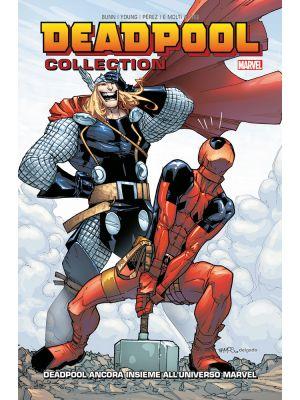 Deadpool Collection  5 Deadpool ancora insieme all'Universo Marvel