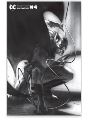 Batman Black & White # 4 variant Gabriele Dell'Otto