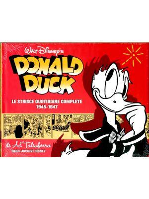 DONALD DUCK LE STRISCE 4