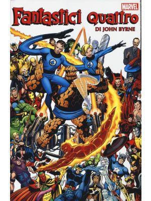 Marvel Omnibus Vol. 1-I Fantastici quattro by John Birne