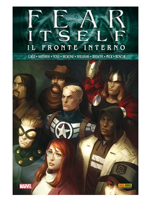 MARVEL OMNIBUS FEAR ITSELF 2   HOME FRONT - fronte interno