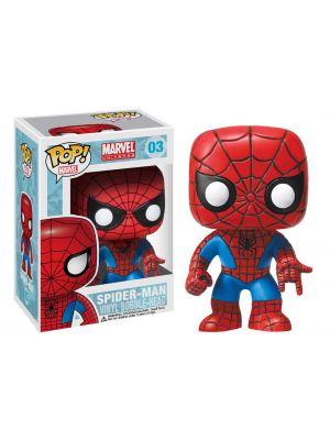 Funko - Pop! - Marvel - Spider-man (Bobble-Head)